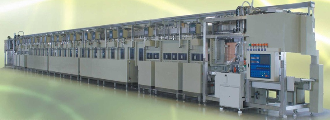 AEL- Vertical Continuous Copper Plating Equipment (VCP) - PRODUCTS - AEL